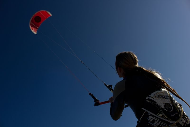 Flying the Kite